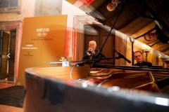 Martin Scorsese Tribute, Villa Medici, con Cicci Santucci