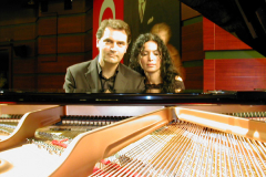 Turchia 2007 Eskisehir Festival, con Gulsum Kaplan