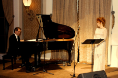 con Simona Patitucci, Toronto 2012