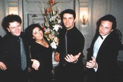 Con M.Foranna, B. Zoia e B. Lagattolla,