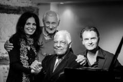 Harold Bradley, Cicci Santucci, Gulsum Kaplan @ Bebop Roma