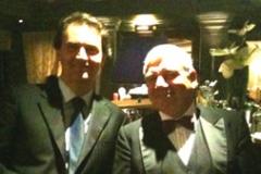 con il mio maestro Tonino Maiorani