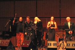 con Scott - Stilo - Santucci - Sannino, Auditorium P.M. - Roma 2005